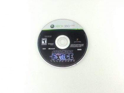 Star Wars The Force Unleashed game for Microsoft Xbox 360 - Loose