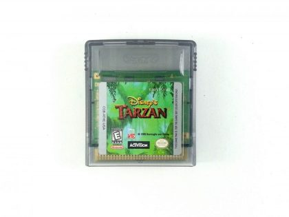 Tarzan game for Nintendo GameBoy Color - Loose