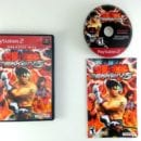 Tekken 5 game for Sony Playstation 2 PS2 -Complete
