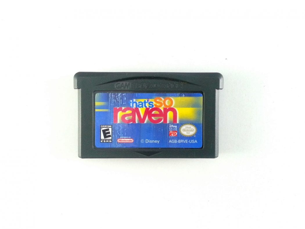 That's So Raven game for Nintendo Gameboy Advance - Loose