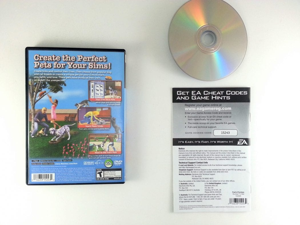 cheats the sims 2 ps2
