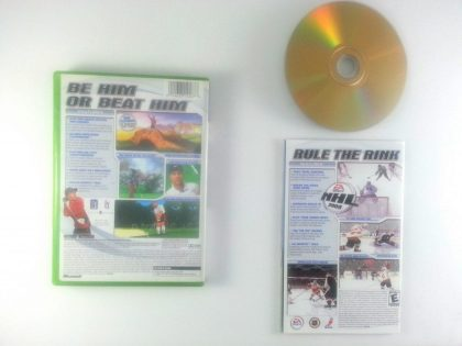 Tiger Woods 2003 game for Xbox (Complete) | The Game Guy