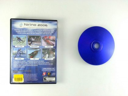 Torino 2006 game for Playstation 2 | The Game Guy