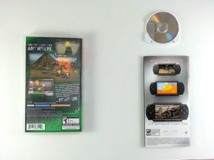 Twisted Metal Head On game for PSP (Complete)   The Game Guy