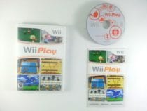 Wii Play (Game only) game for Nintendo Wii -Complete