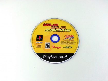Wild Wild Racing game for Sony Playstation 2 PS2 - Loose