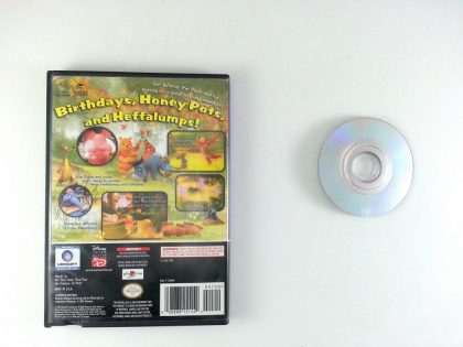 Winnie the Pooh Rumbly Tumbly Adventure game for Gamecube | The Game Guy