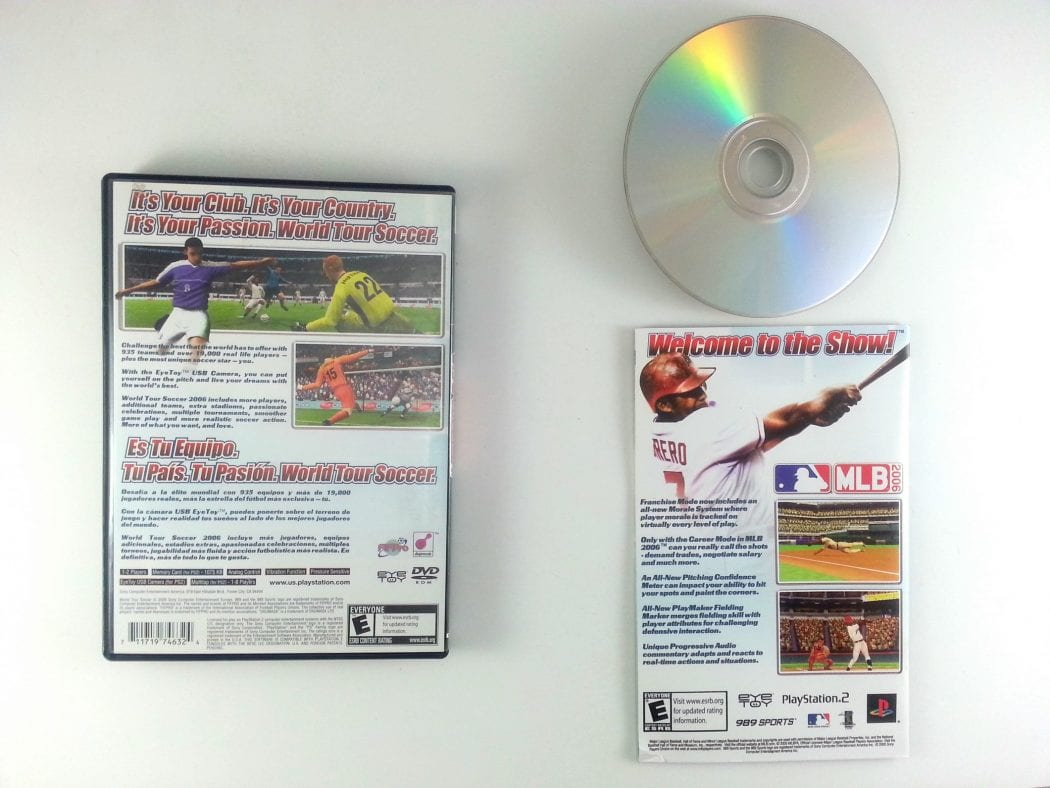 World Tour Soccer 2006 game for Playstation 2 (Complete) | The Game Guy