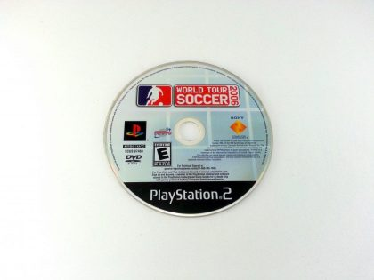 World Tour Soccer 2006 game for Sony Playstation 2 PS2 - Loose