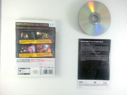 X-Men: Destiny game for Wii (Complete)   The Game Guy