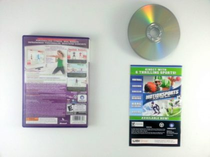 Your Shape: Fitness Evolved game for Xbox 360 (Complete) | The Game Guy