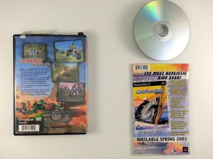 ATV Offroad Fury game for Playstation 2 (Complete)   The Game Guy