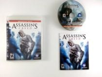 Assassin's Creed game for Sony Playstation 3 PS3 -Complete