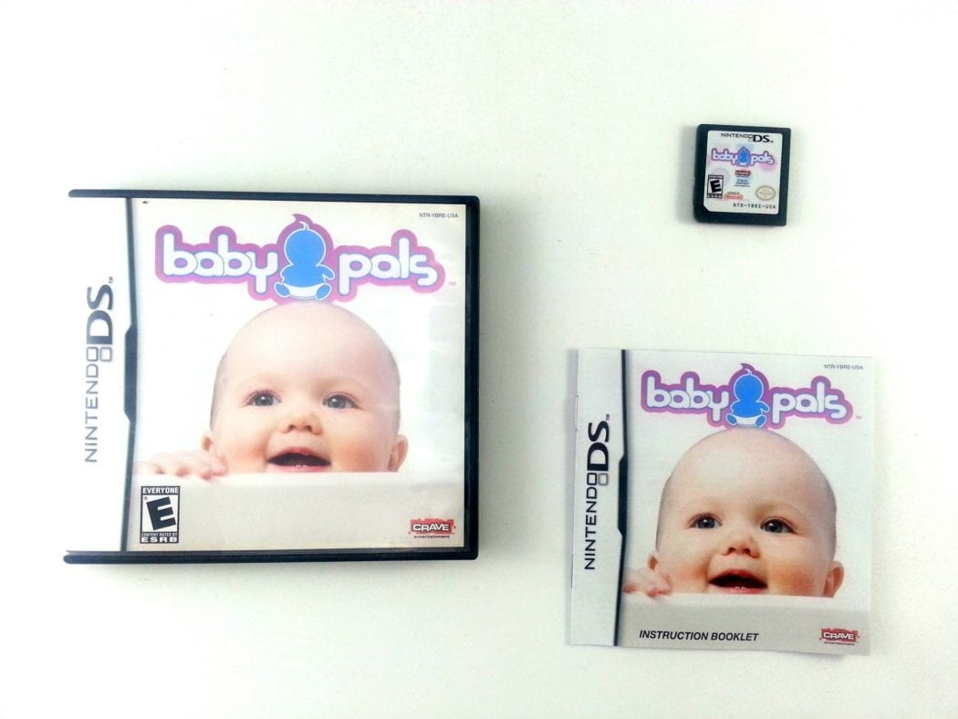 Baby Pals game for Nintendo DS -Complete