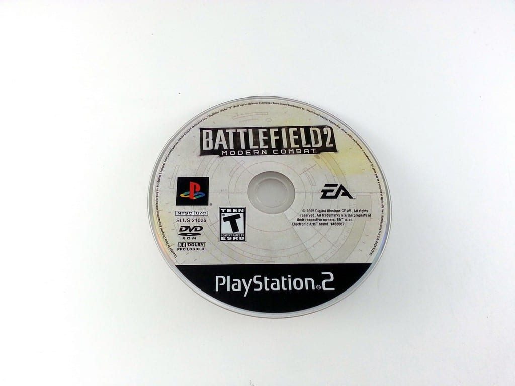 Battlefield 2 Modern Combat game for Sony Playstation 2 PS2 - Loose