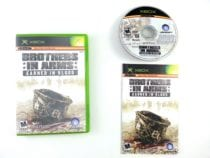 Brothers in Arms Earned in Blood game for Microsoft Xbox -Complete