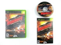 Burnout Revenge game for Microsoft Xbox -Complete