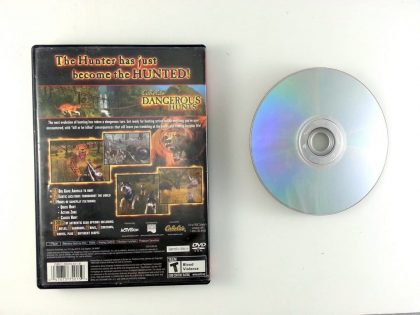 Cabela's Dangerous Hunts game for Playstation 2   The Game Guy