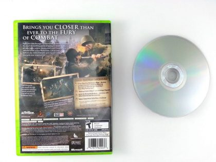 Call of Duty 3 Gold Edition game for Xbox 360 | The Game Guy