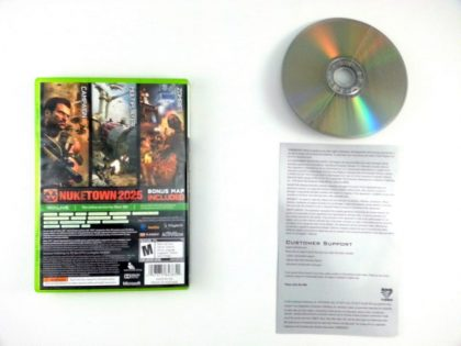 Call of Duty: Black Ops II game for Xbox 360 (Complete) | The Game Guy