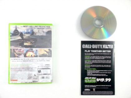 Call of Duty: Modern Warfare 3 game for Xbox 360 (Complete) | The Game Guy