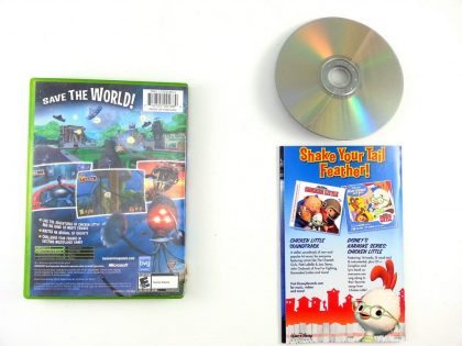 Chicken Little game for Xbox (Complete) | The Game Guy