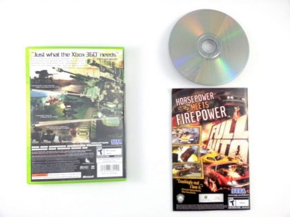 Chromehounds game for Xbox 360 (Complete)   The Game Guy