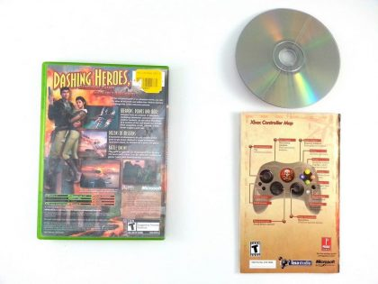 Crimson Skies game for Xbox (Complete) | The Game Guy
