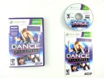 Dance Paradise game for Microsoft Xbox 360 -Complete