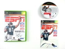 ESPN Football 2005 game for Microsoft Xbox -Complete