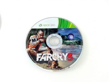 Far Cry 3 game for Microsoft Xbox 360 - Loose