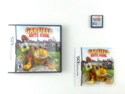 Garfield Gets Real game for Nintendo DS -Complete