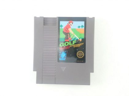 Golf game for Nintendo NES - Loose