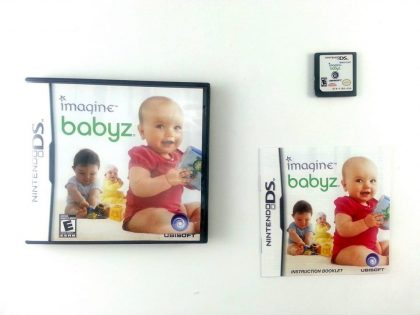 Imagine Babyz game for Nintendo DS -Complete