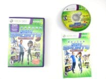 Kinect Sports: Season 2 game for Microsoft Xbox 360 -Complete