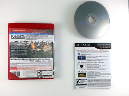 MAG game for Playstation 3 (Complete) | The Game Guy