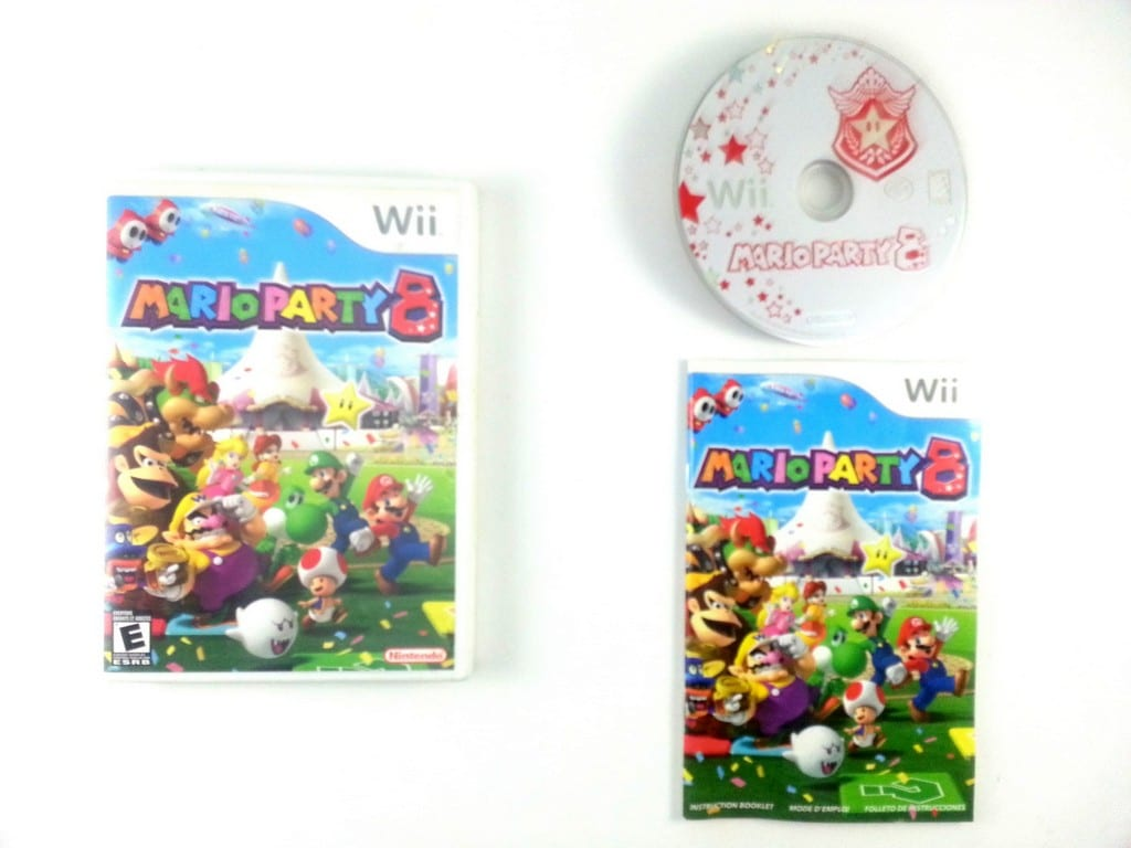 mario party 8 game for wii complete the game guy. Black Bedroom Furniture Sets. Home Design Ideas