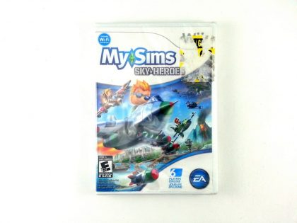 MySims SkyHeroes game for Nintendo Wii - New