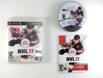 NHL 11 game for Sony Playstation 3 PS3 -Complete