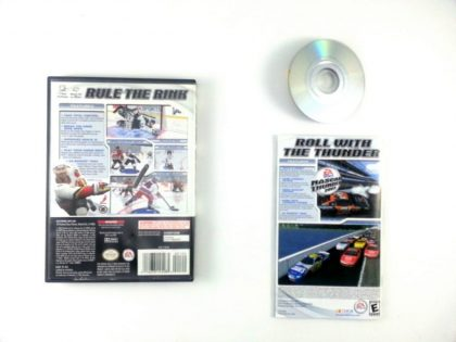 NHL 2003 game for Gamecube (Complete) | The Game Guy