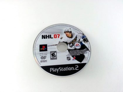 NHL 2007 game for Sony Playstation 2 PS2 - Loose