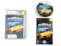 Need for Speed 2 Hot Pursuit game for Microsoft Xbox -Complete
