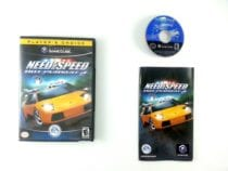 Need for Speed 2 Hot Pursuit game for Nintendo Gamecube -Complete