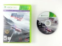 Need for Speed Rivals game for Microsoft Xbox 360 -Game & Case