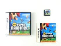 New Super Mario Bros game for Nintendo DS -Complete