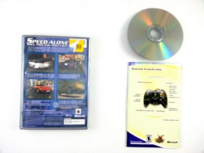 Project Gotham Racing game for Xbox (Complete) | The Game Guy