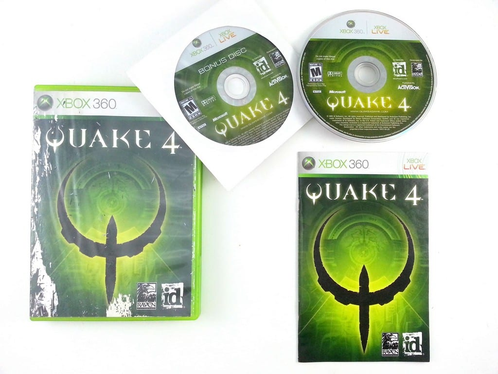 Quake 4 game for Xbox 360 (Complete) | The Game Guy