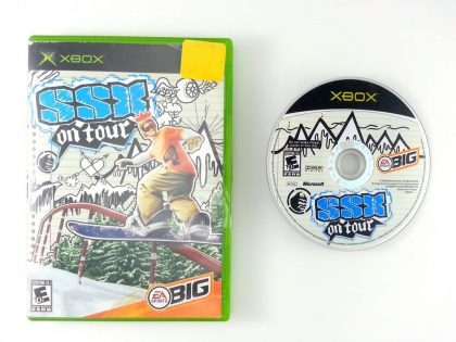 SSX On Tour game for Microsoft Xbox -Game & Case