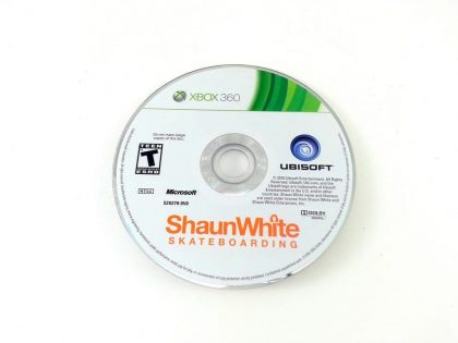Shaun White Skateboarding game for Microsoft Xbox 360 - Loose