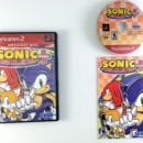 Sonic Mega Collection Plus game for Sony Playstation 2 PS2 -Complete